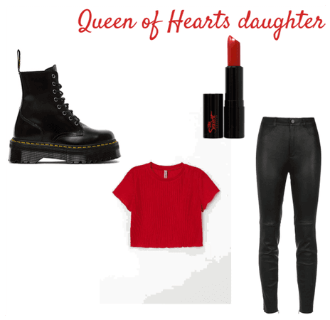 Queen of Hearts daugther
