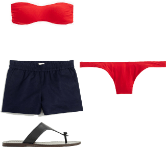 swim outfit