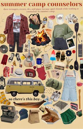 camp witchita '96