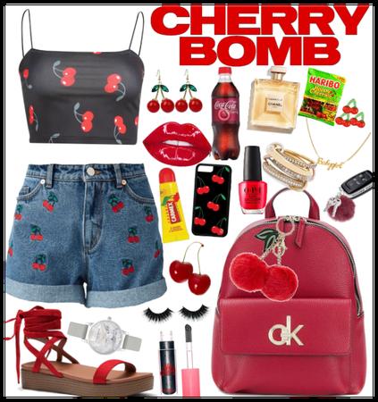 Cherry Bomb🍒