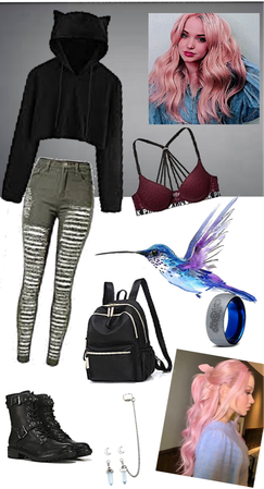 Doctor Who OC Fanfic Outfit