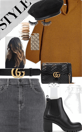 Gucci Fall Outfit
