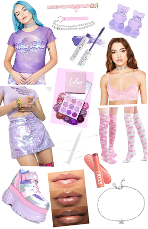 Lilac You A Lot Inspired