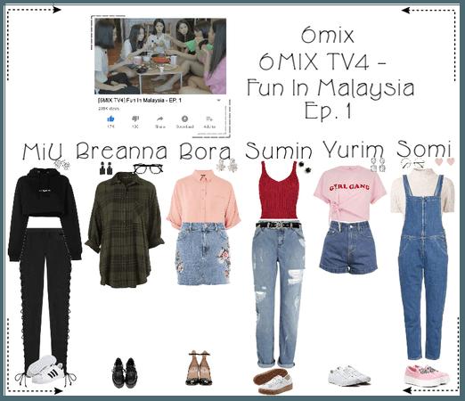 《6mix》6mix TV4: Fun In Malaysia - Ep. 1