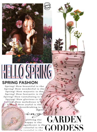 Hello Spring ~ Spring Series