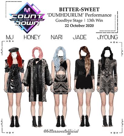 BITTER-SWEET [비터스윗] M Countdown 201022