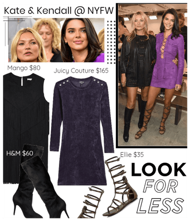 Look for Less: Kate & Kendall