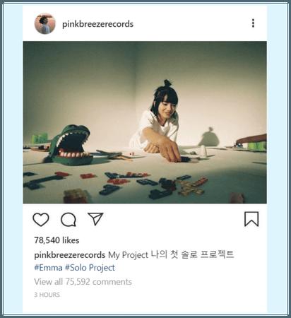 [STYLE] Emma Instagram Update