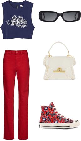shopping during NY fashion week