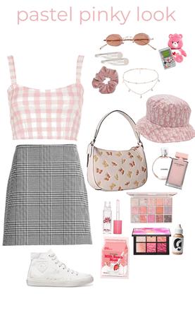 pink pastel fits 🎀