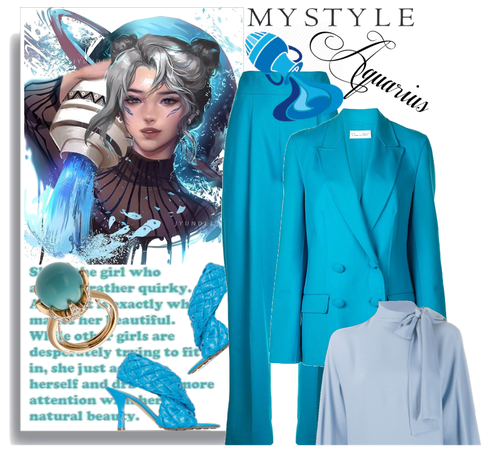 My Style Aquarius