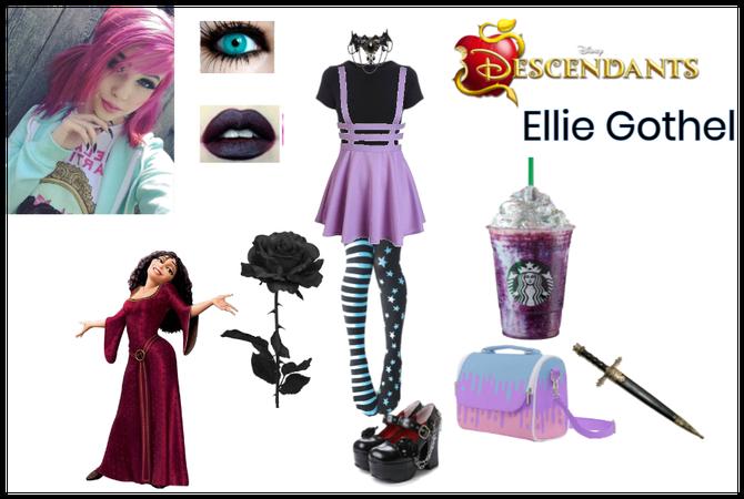 Descendents 2 Ellie Gothel