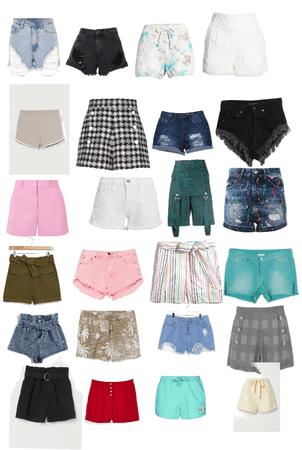 mis chores  shorts