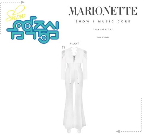 마리오네트 (MARIONETTE) - [SHOW! MUSIC CORE] 'NAUGHTY'