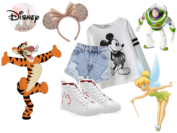 Disney Land Outfit