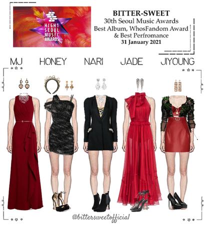 BITTER-SWEET [비터스윗] Seoul Music Awards 210131