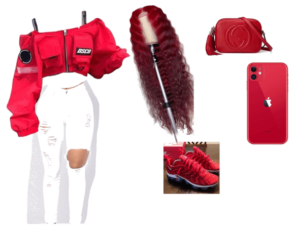 red fit