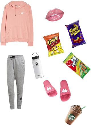 """Homeschool"" basically comfy clothes"