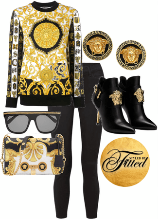 Versace dipped