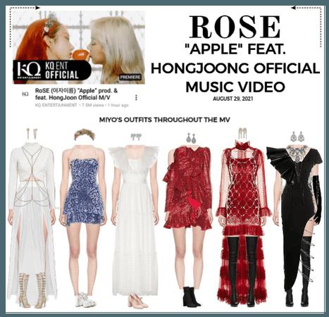 "{RoSE} ""Apple"" Feat. HongJoong Official MV"