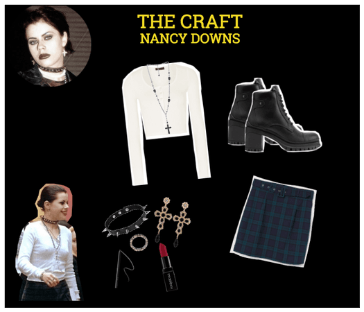 Nancy Downs: The Craft