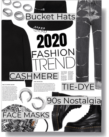 2020 Fashion Trends 🖤