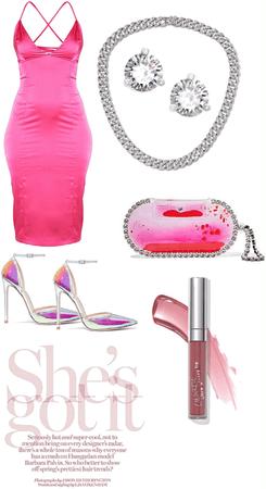 pink date night