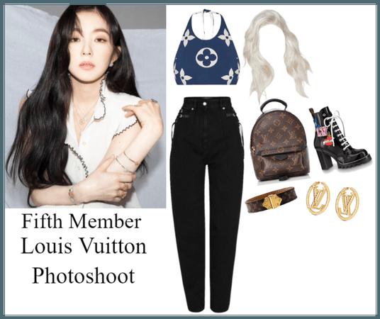 BLACKPINK Fifth Member Louis Vuitton Photoshoot
