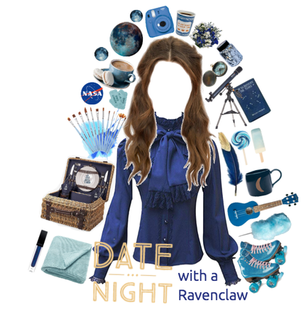 Date night with a Ravenclaw