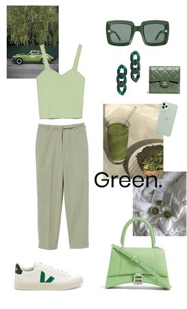 Green 🧃