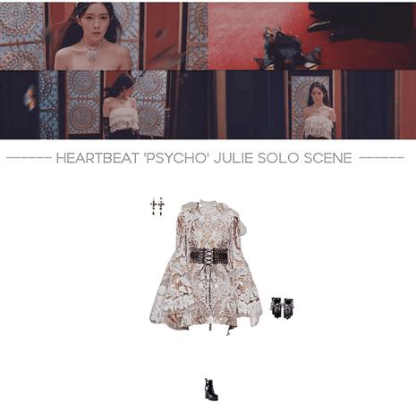 [HEARTBEAT] 'PSYCHO' JULIE SOLO SCENE
