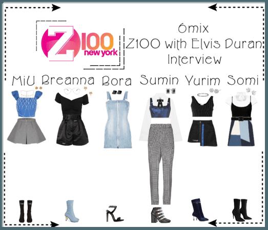 《6mix》Z100 New York Radio With Elvis Duran