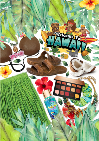 My Heart Belongs To Hawaii
