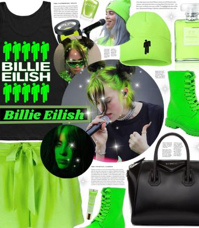 Billie  MUSIC LOVER
