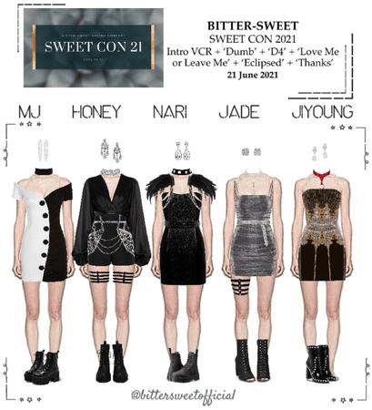 BITTER-SWEET 비터스윗 Sweet Con 2021