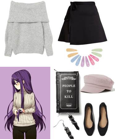Yuri inspired outfit