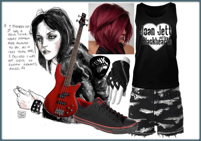 Joan Jett Inspired