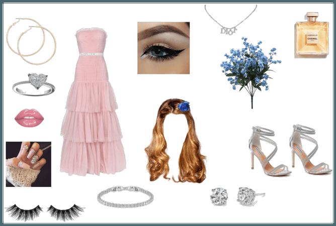 prom/bridesmaid