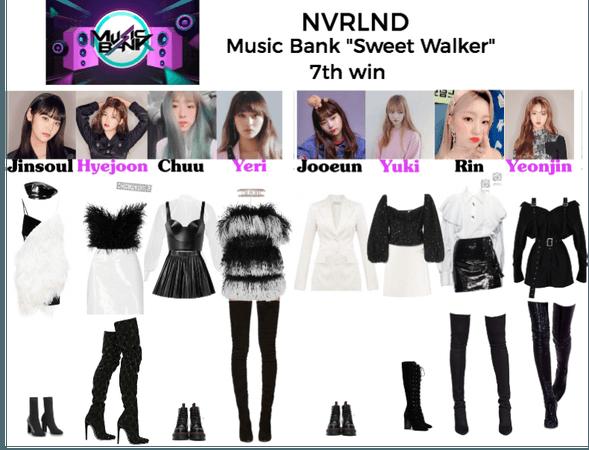 "NVRLND Music Bank ""Sweet Talker"" 7th win"