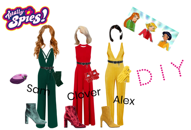 Totally Spies Totally Casual