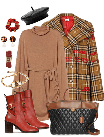 Preppy Winter Wear - Warm and Beautiful