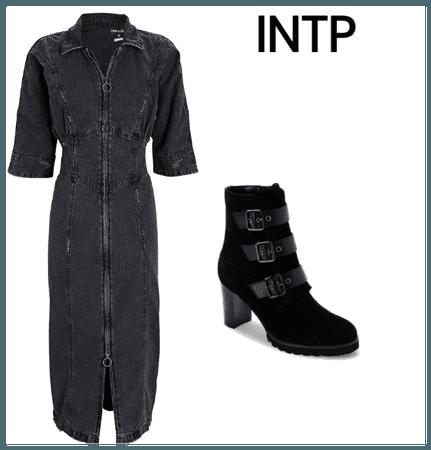 INTP casual dress
