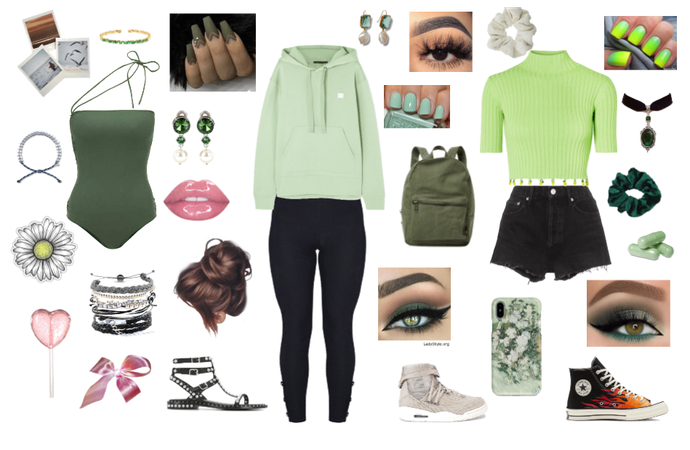 Green Lookbook