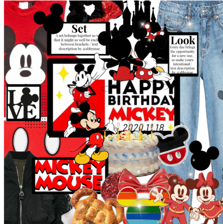 Hp mickey mouse