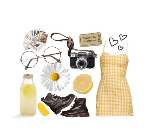 Floral Lemonade