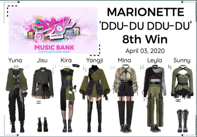 MARIONETTE (마리오네트) [MUSIC BANK] 'DDU-DU DDU-DU'