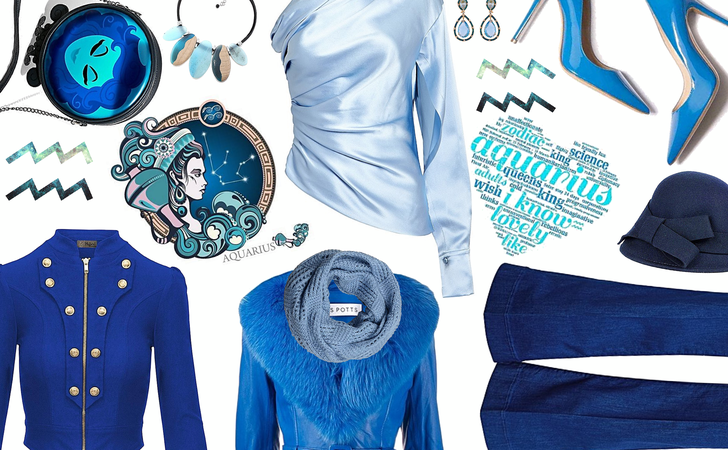Zodiac Power Outfit: Aquarius
