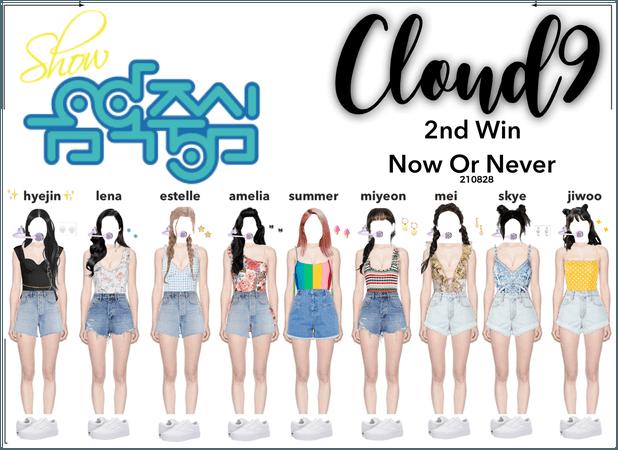 Cloud9 (구름아홉)   [SHOW! MUSIC CORE] 2nd Win