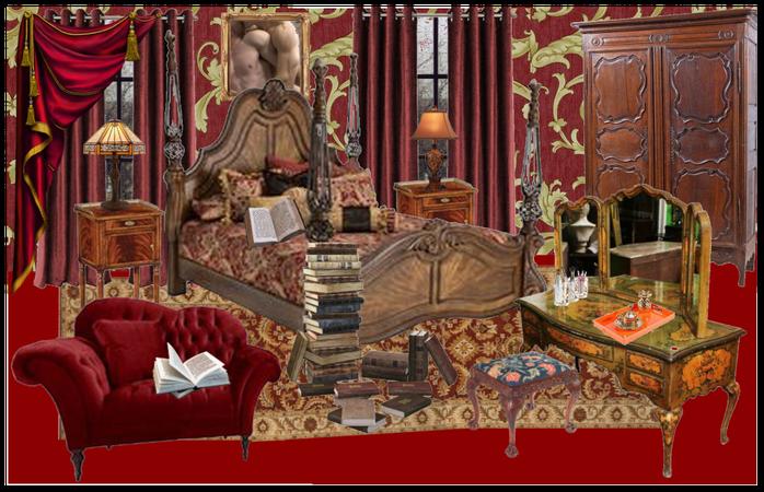 master bedroom (Nathan, Penn)