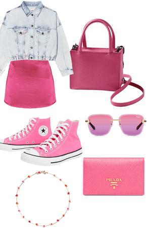 pink my favorite color